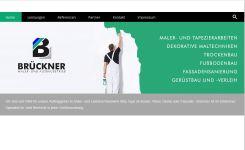 Maler-Ausbaubetrieb Brückner GmbH